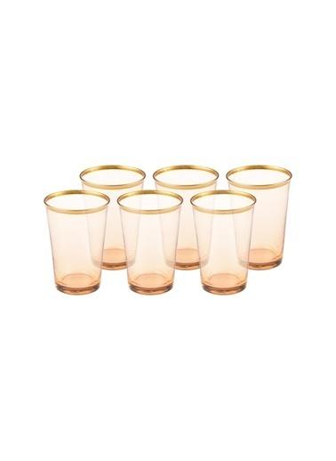 Bambum Bambum Stella 6'lı Su Bardağı Renksiz